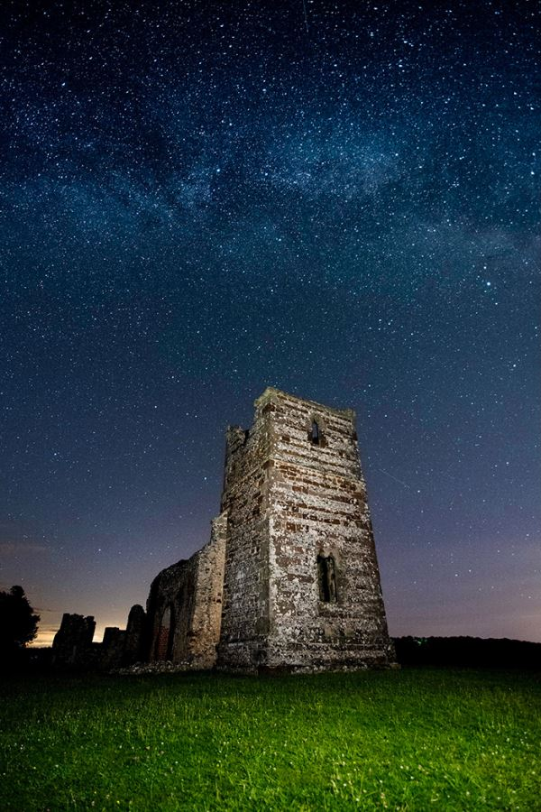 Cranborne Chase Becomes the World's 14th Dark Sky Reserve