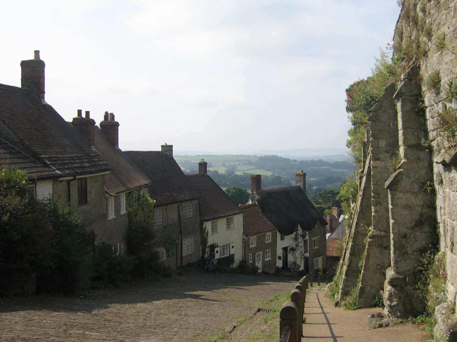Shaftesbury Gold Hill