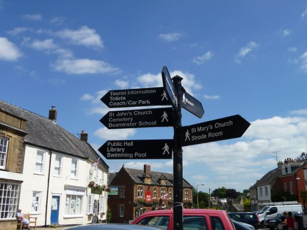 Things to do in Beaminster