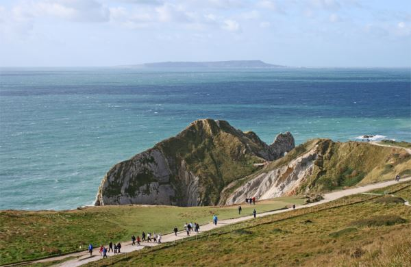 West Lulworth and Lulworth Cove