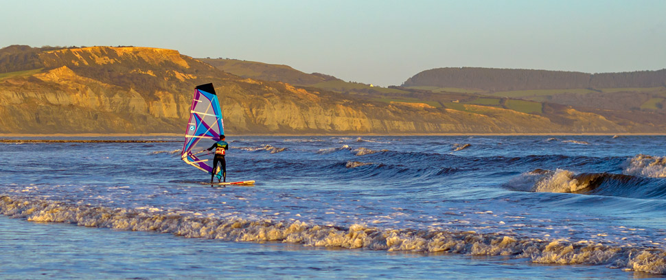 Water Sports in Dorset