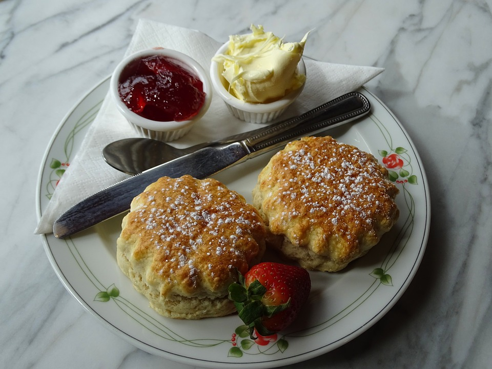 Places to go for a Cream Tea in Dorset
