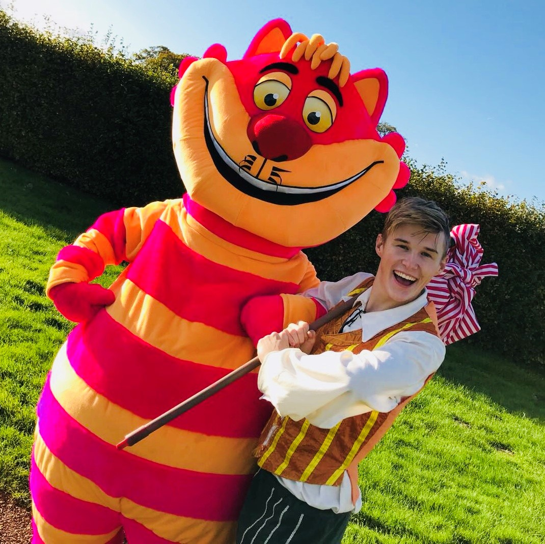 Wonderland brings you panto paws and Claus