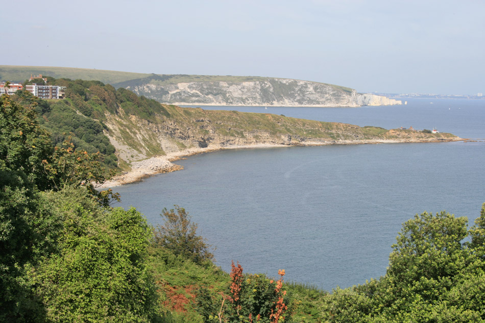 Breathtaking views at Durlston Country Park