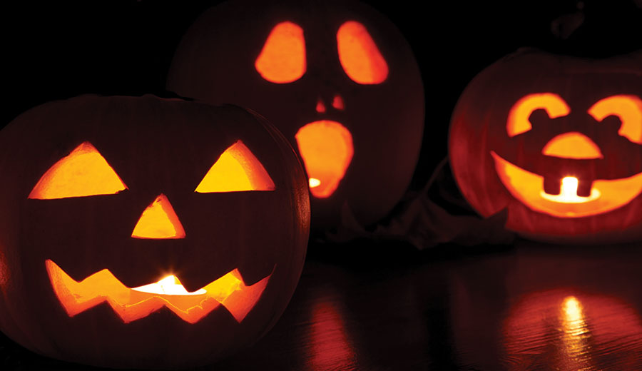 Halloween Events in Dorset