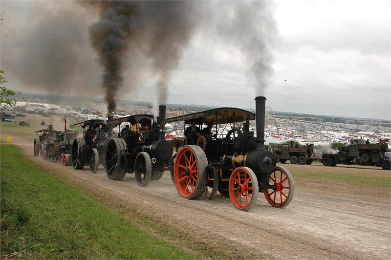 Great Dorset Steam Fair 2021