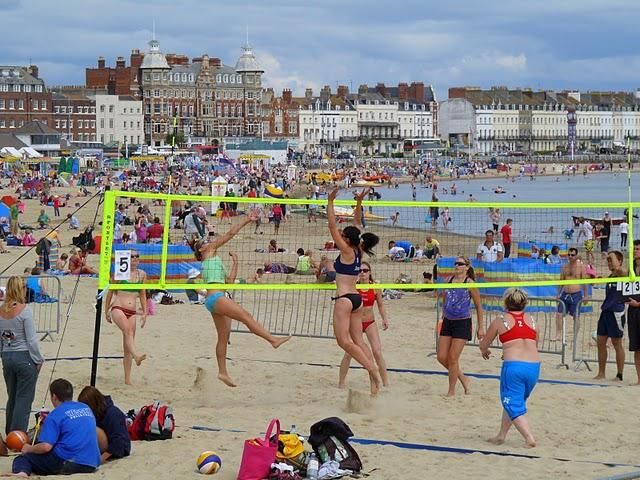 Weymouth Beach Volleyball Classic