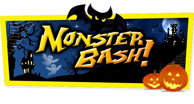Adventure Wonderland Monster Bash