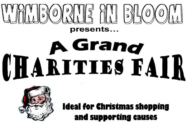 Wimborne in Bloom Charities Fair