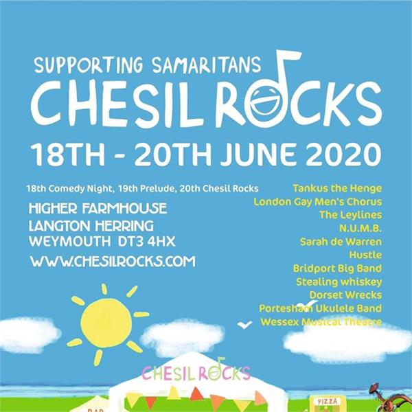 Chesil Rocks Music Festival