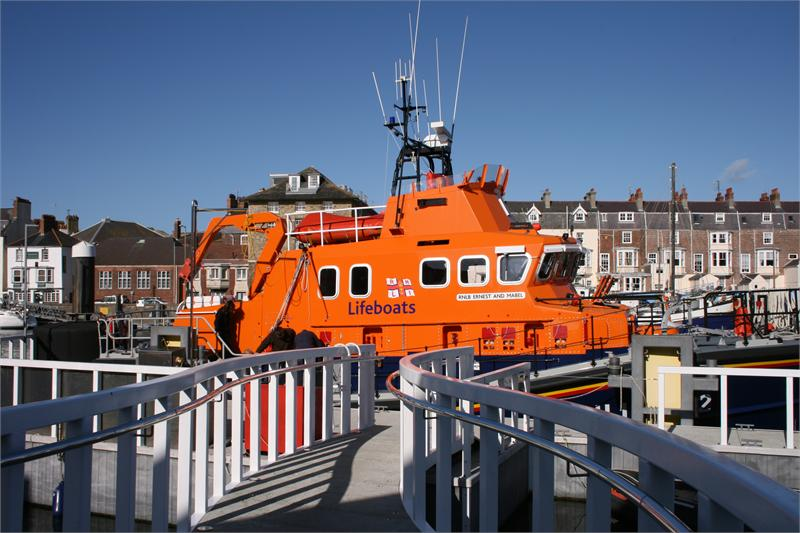 Weymouth Lifeboat Week