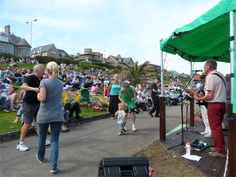 Music in Greenhill Gardens