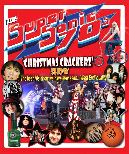 Supersonic 70's Christmas Show