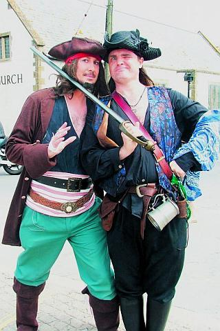 West Bay Pirate Day