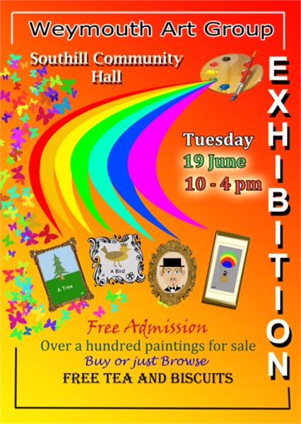 Weymouth Art Group Exhibition