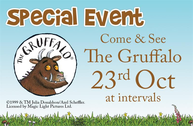 Meet the Gruffalo