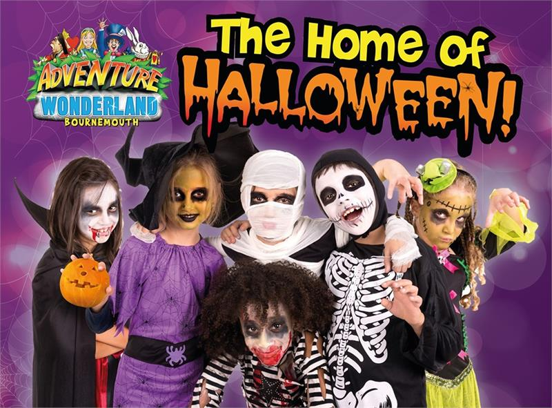 Adventure Wonderland: Home of Halloween
