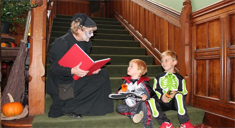 Beaulieu Half-term Halloween Fun