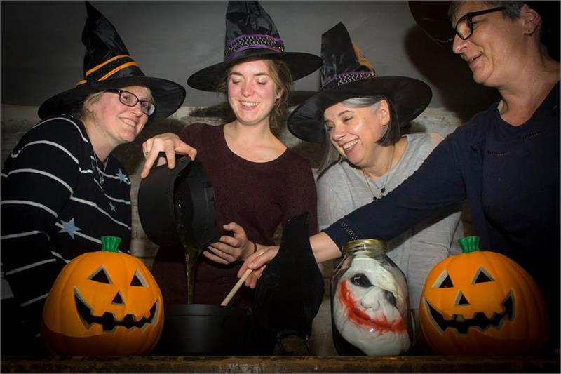 Half Term Halloween at Shire Hall