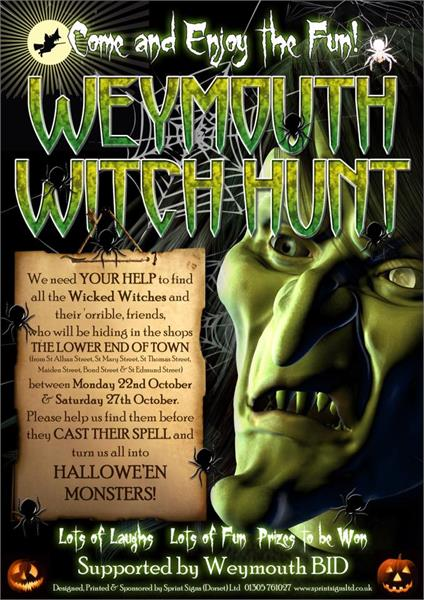 Weymouth Witch Hunt