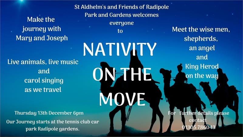 Nativity on the Move