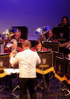 Bournemouth Concert Band New Year Viennese Concert