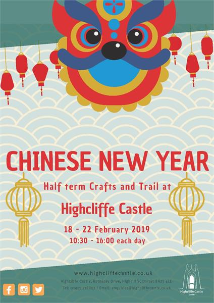 Highcliffe Castle Half-term Trail & Activities