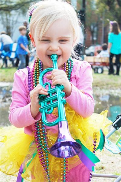 Mardi Gras: Masks, Music and More!