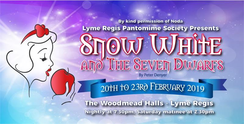 Panto: Snow White and the Seven Dwarfs