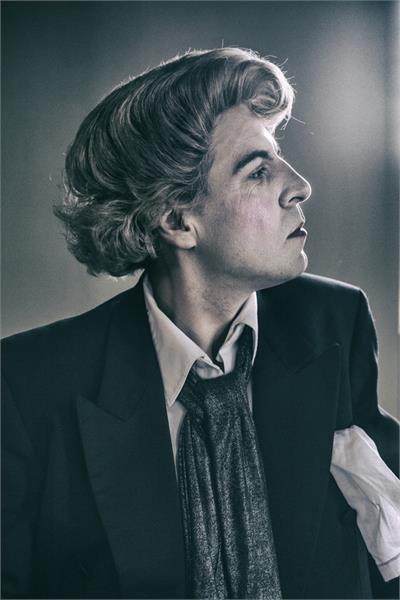 Theatre: Quentin Crisp, Naked Hope