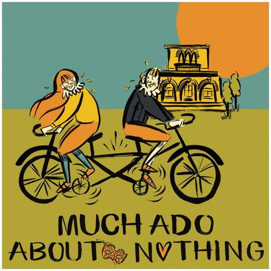 Theatre: Much Ado About Nothing