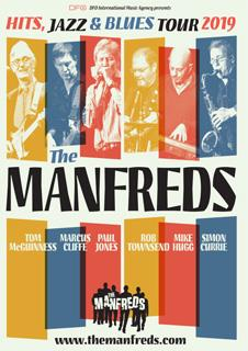 The Manfreds: Hits, Jazz & Blues Tour 2019