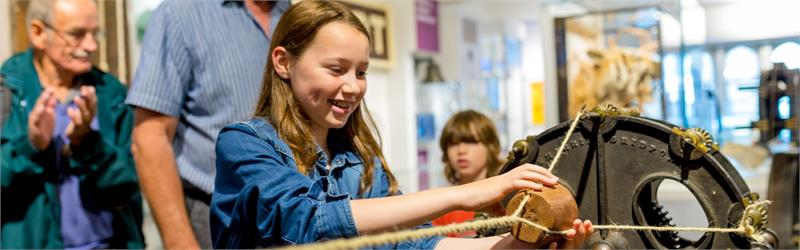 Half-term Fun at Bridport Museum