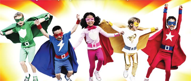 Half Term: Superheroes Week