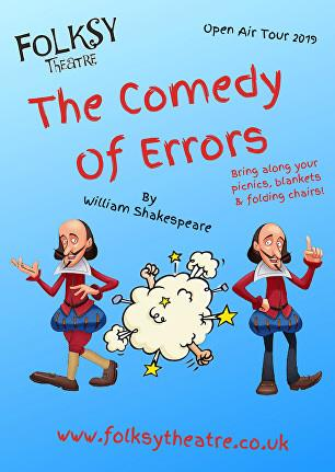 Open-Air Theatre: The Comedy of Errors