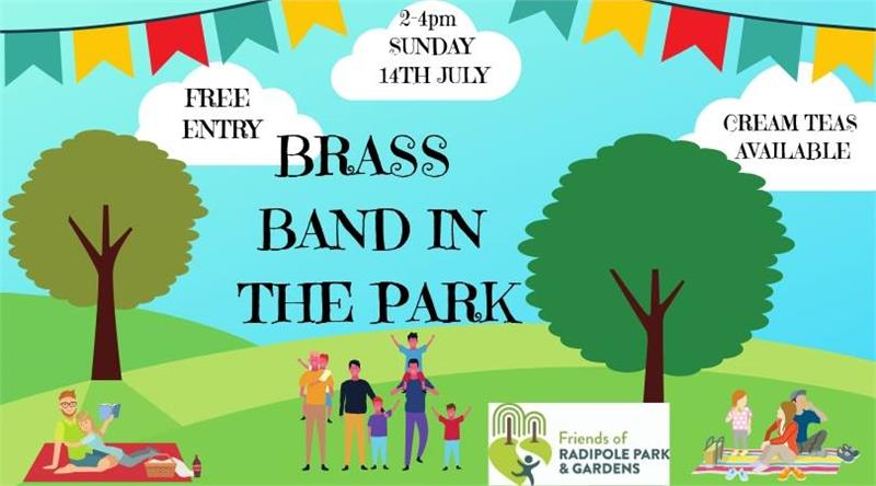 Brass Band in the Park