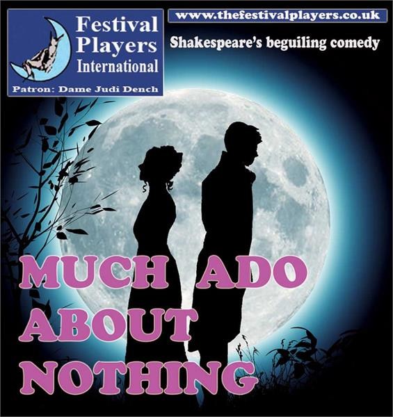 Outdoor Theatre: Much Ado About Nothing