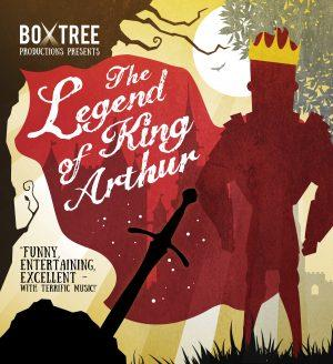 Outdoor Theatre: The Legend of King Arthur