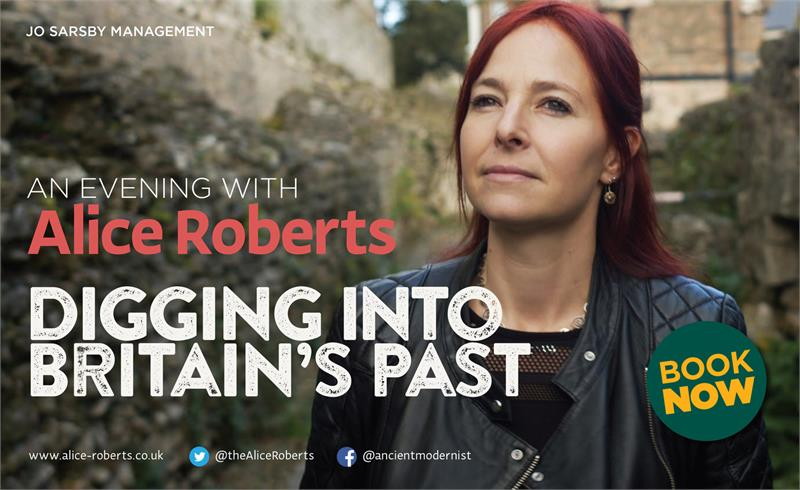 Digging Into Britain's Past with Alice Roberts