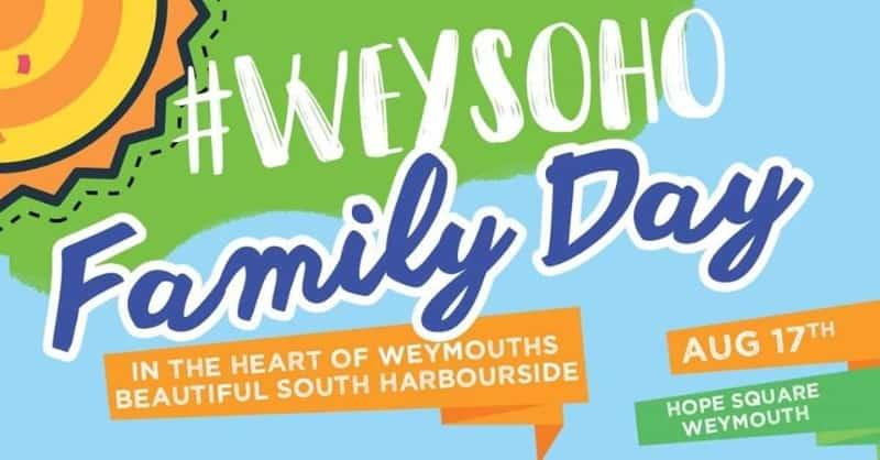 Weymouth South Harbourside Family Day