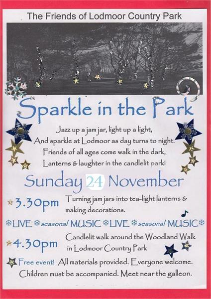 Sparkle in the Park