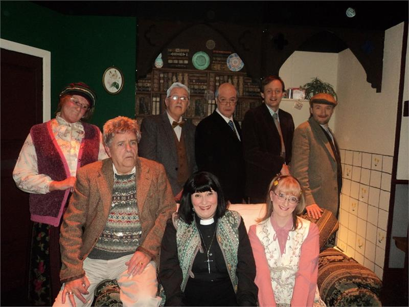 A Vicar of Dibley Christmas: The Second Coming