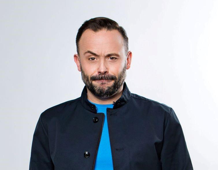 Comedy: Geoff Norcott