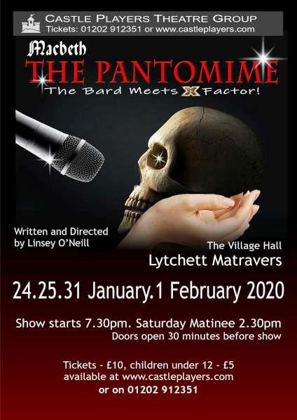 Macbeth: The Pantomime