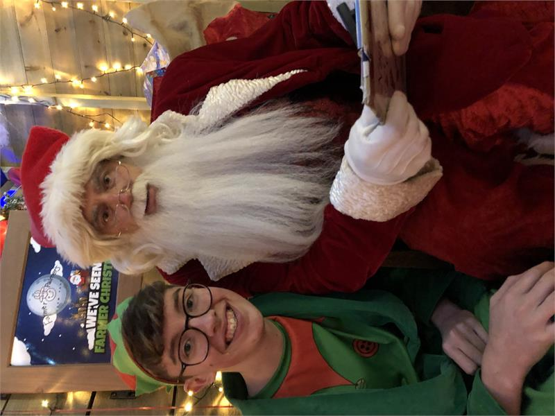 Father Christmas Magic at Farmer Palmer's