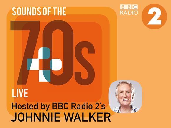 Sounds of the 70s Live with Johnnie Walker