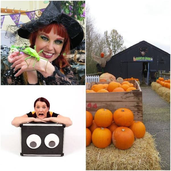 Frightful Fun at the Farm