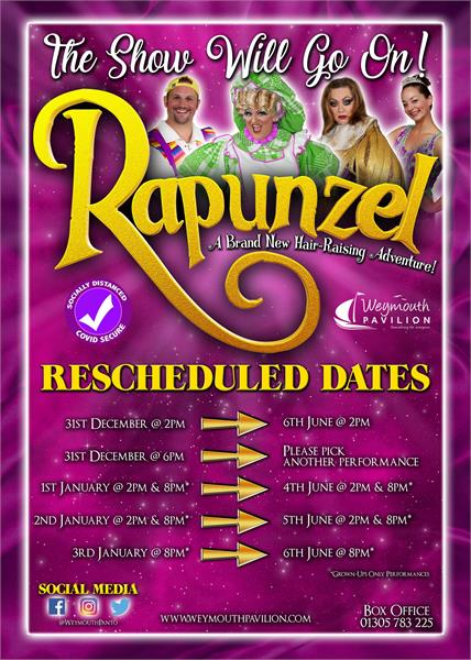 Rapunzel - Christmas Pantomime Continued