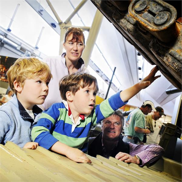 May Half Term at The Tank Museum