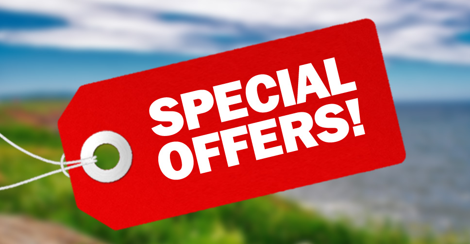 Sherborne special offers and vouchers
